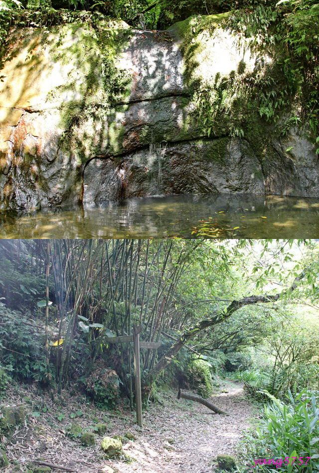 28支流小瀑.jpg - 875畝畝山