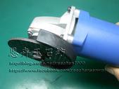 玉石加工:手持式平面砂輪機改裝賭石去皮機-009.jpg