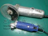 玉石加工:手持式平面砂輪機改裝賭石去皮機-011.jpg