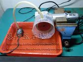 玉石加工:手持式平面砂輪機改裝賭石去皮機-005.jpg