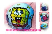 彩繪帽款~3/4半罩式復古帽~(CIRCUS.奇奇蒂蒂.小叮噹.美樂蒂各式各樣卡通風格..):1895018228.jpg